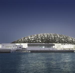 Louvre © Louvre Abu Dhabi bei Mohamed Somji