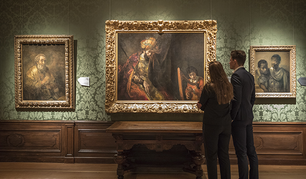 Mauritshuis, The Hague – Photographer: Ivo Hoekstra © Mauritshuis Den Haag