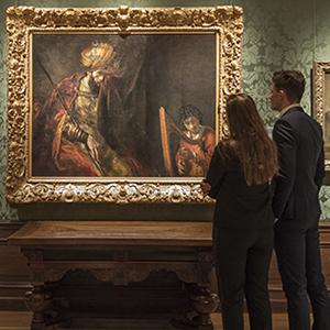 Mauritshuis - Foto: Ivo Hoekstra © Mauritshuis Den Haag