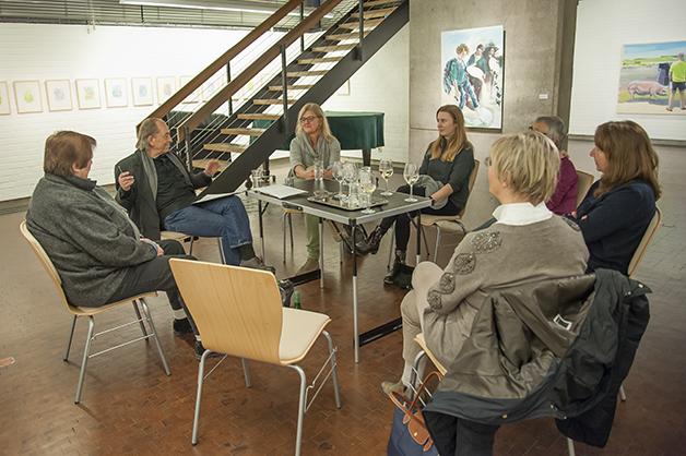 Workshop mit Bernhard Horres