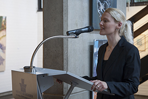 Sarah Heitkemper (Vorsitzende)