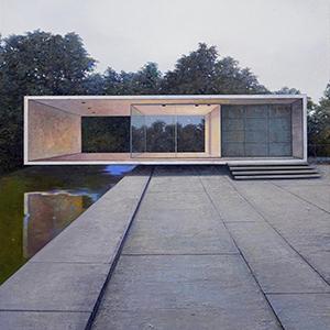 Pavillon / November 2018 © Jens Hausmann