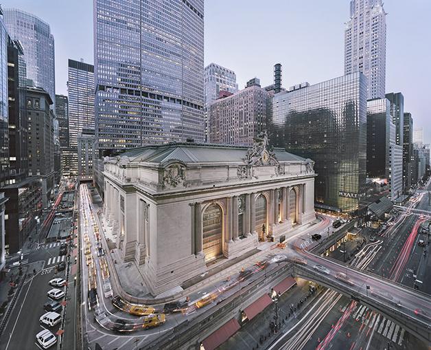 Grand Central Terminal, New York 2014 © Christian Höhn