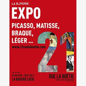 """""""21, rue La Boétie"""" © Museum """"La Boverie"""""""