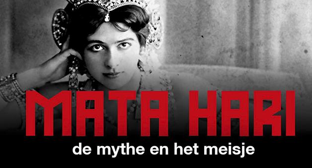 Plakat Mata Hari © Fries-Museum
