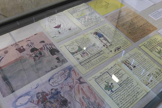 Impressionen der Ausstellung