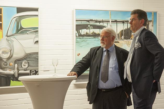 Heiner Meyer und Dr. Friedhelm Häring