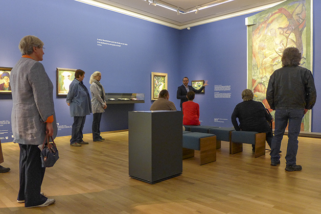 Impressionen im Museum