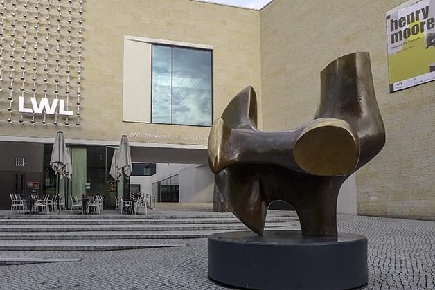 LWL-Museum Münster – Sonderschau Henry Moore