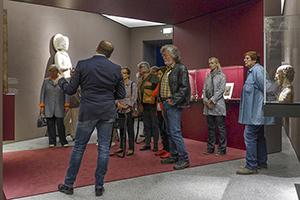 Impressionen im LWL-Museum Münster 2016