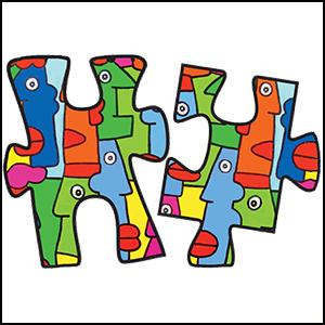 Puzzle © Thierry Noir