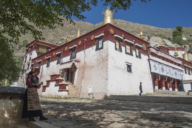 Kloster Sera bei Lhasa