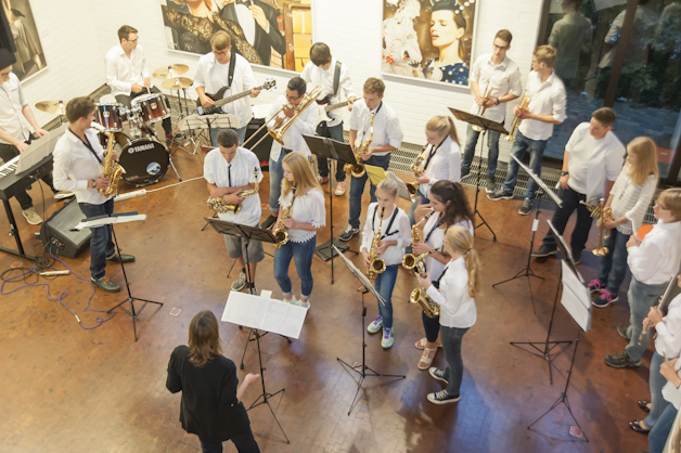 Big Band des Friedrichs Gymnasium