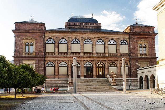 Neues Museum Weimar © Klassik Stiftung Weimar
