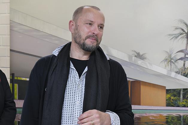 Der Künstler Jens Hausmann im Gespräch