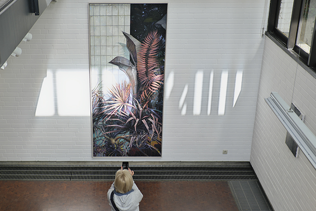 Hausmann Links26 Ausstellung