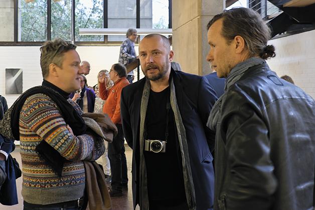 Sebastian Heiner, Jens Hausmann, Robert Dämmig (von links)