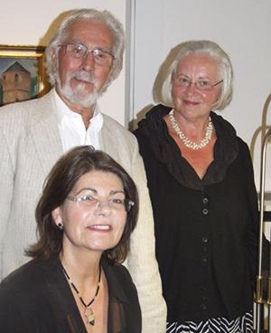Antje und Martin Schneider, Angela Maria Stoll
