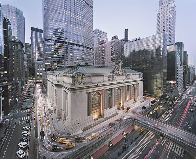 Grand Central Terminal, New York 2014 © Christian Höhn