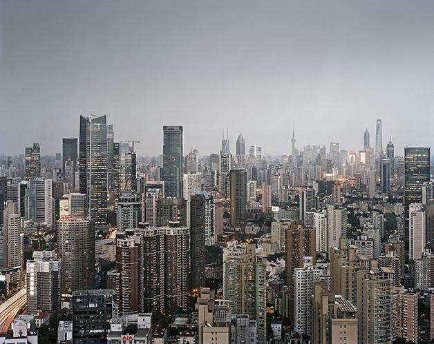 Shanghai IV, 2011 © Christian Höhn