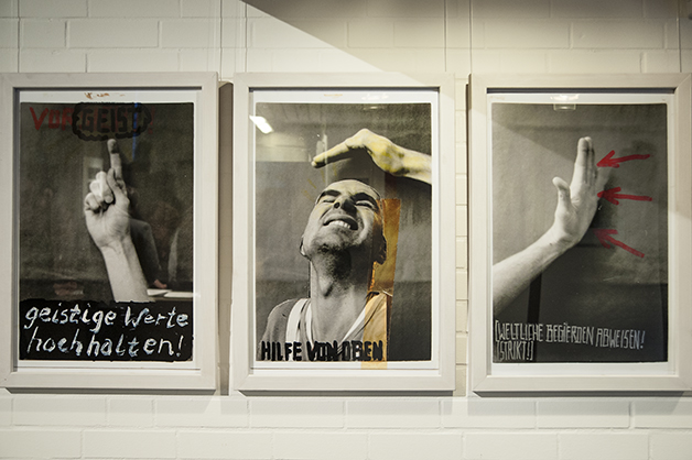 Bilder der Ausstellung © Bruno Krenz
