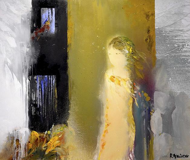 Redzep Memisevic, Gemälde © LKB