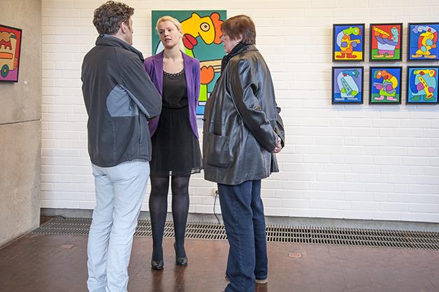 Gunther Grabe, Sarah Heitkemper und Sonja Ziemann-Heitkemper