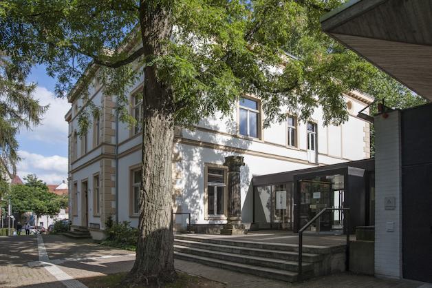 Die Villa Schönfeld nach der Sanierung