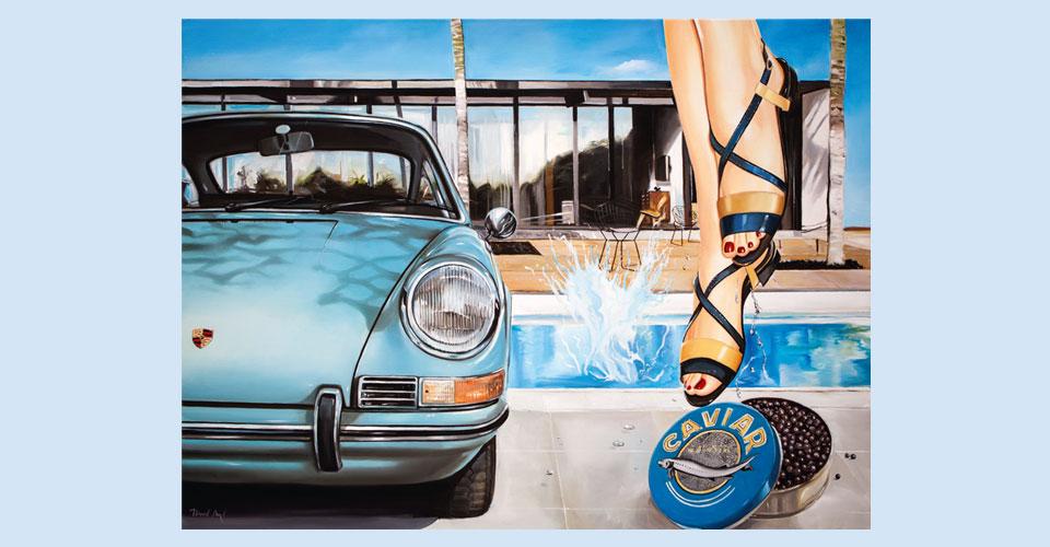 © Heiner Meyer – California Summer