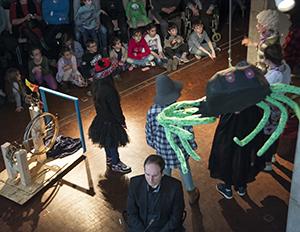 Theatergruppe Rechts4 Gymnasium
