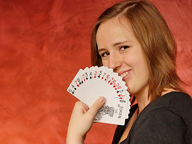 Simone Rau Zauberkünstlerin – @ Foto Simone Rau