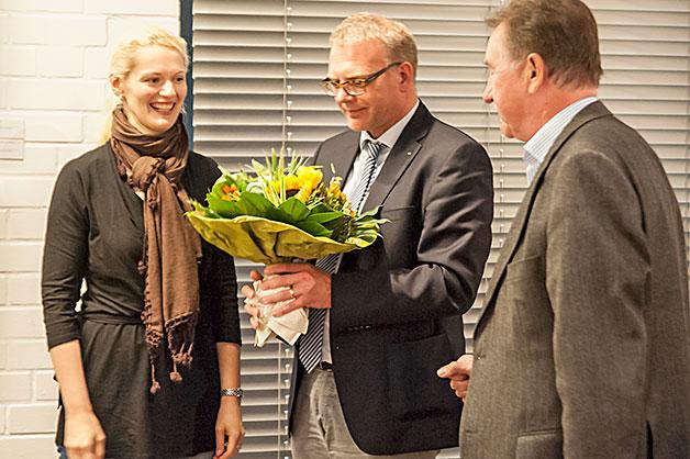 Heitkemper, Sarah Links 1 Vorsitzende