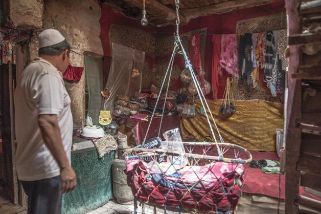In der Altstadt von Kaschgar