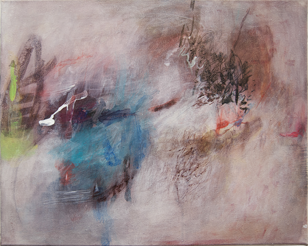 Gemälde © Gisela Wäschle
