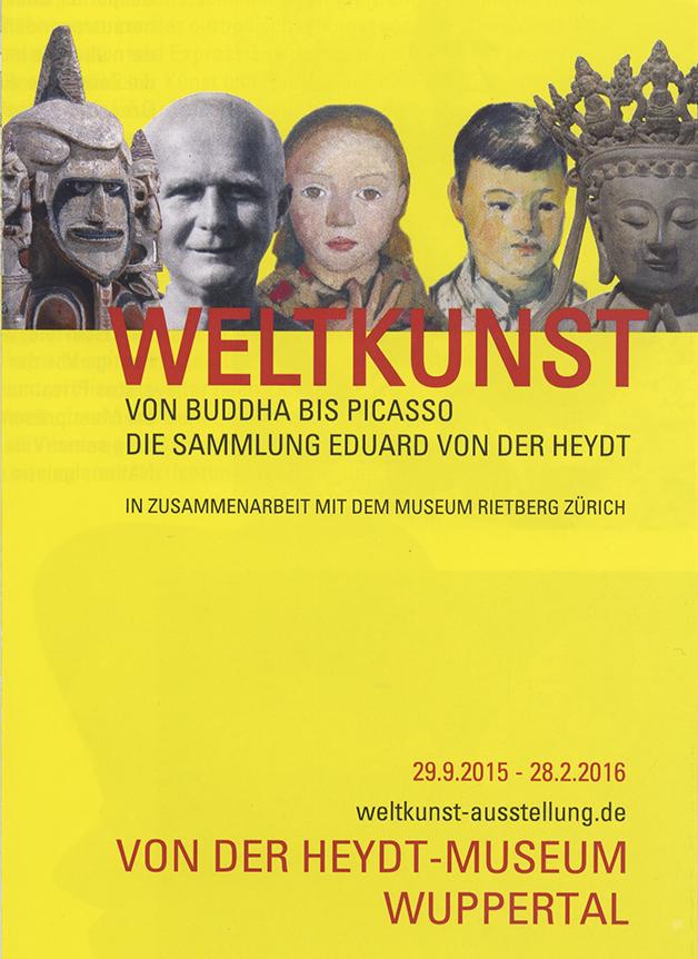 Weltkunstausstellung van der Heydt