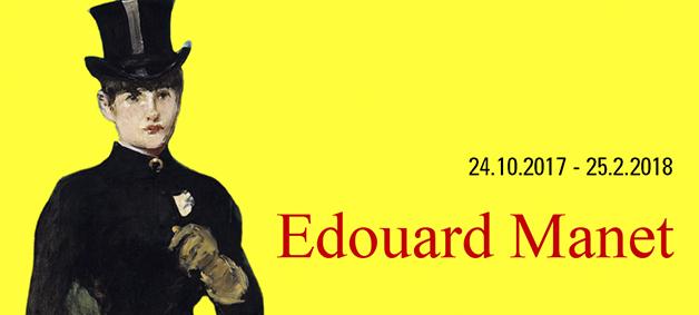 Edouard Manet © Van der Heydt-Museum